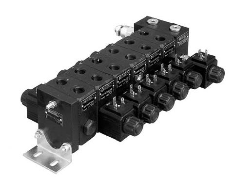 Duplomatic Hydraulic Directional Valves