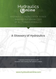 hydraulics online e-book: hydraulics glossary