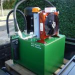 Hydraulics Online custom-made power pack
