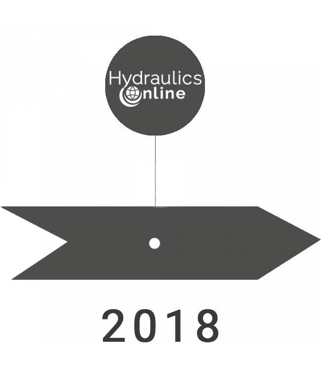 Hydraulics Online Timeline 2018